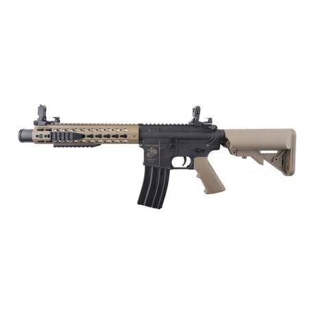 Replica M4 SA-C07 CORE™ Negru/Tan Specna Arms