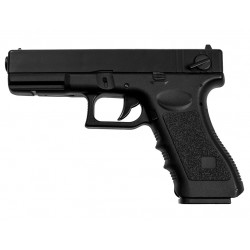 Replica Glock Electric CM030 Negru Cyma