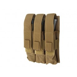 Pouch Triplu MP5 Coyote 8Fields