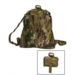 Rucsac Roll-Up Multicam MilTec
