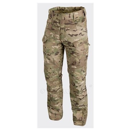Pantaloni UTP® (Urban Tactical Pants®) PolyCotton Ripstop Camogrom HelikonTex