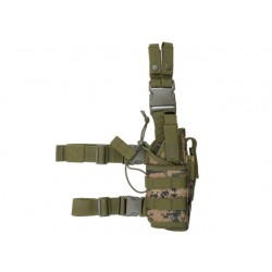Toc Replica Pistol Digital Woodland Dreapta 8Fields