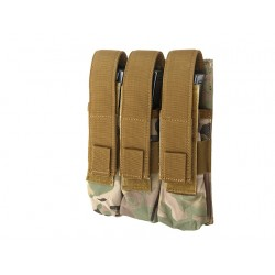 Pouch Triplu MP5 Multicam 8Fields