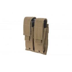 Buzunar Dublu Incarcatoare Pistol Tan GFC Tactical