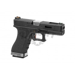 Replica Glock 18C Custom Negru GBB WE