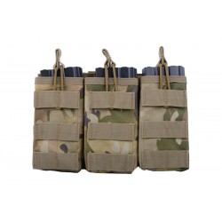 Buzunar Triplu Open Top Multicam GFC Tactical