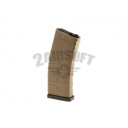Incarcator MidCap 120 bile Tan/Negru G&G
