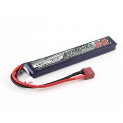 Baterie LiPo 1200mAh 7.4V 15-25C Nano Tech