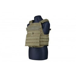 Vesta Tactica Plate Carrier Olive GFC Tactical