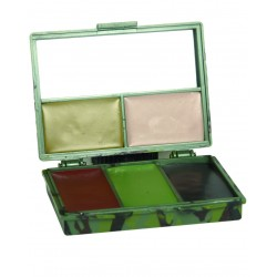Face Paint Cinci Culori MilTec