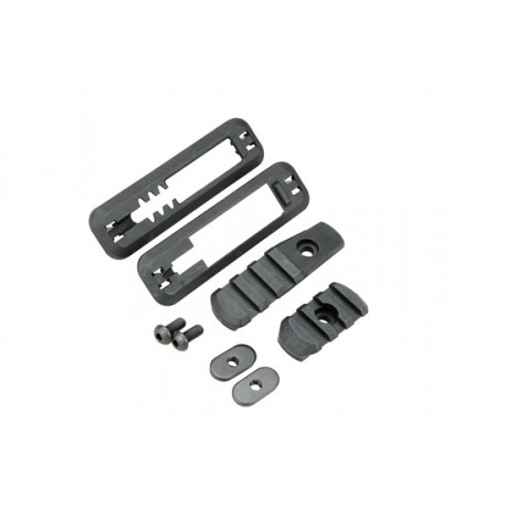 Set RIS cu Presure Switch MOE Front Grip Element