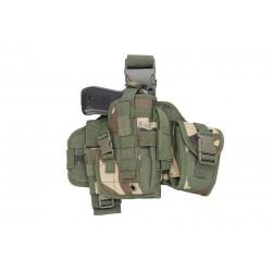Toc Pistol Picior Woodland GFC Tactical