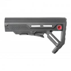 Pat M4 Viper Mil-Spec Negru/Rosu ACM Resigilat