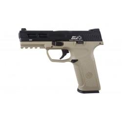 Replica Pistol GBB BLE XAE Negru-Tan ICS