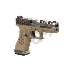 Replica VX0110 Hex-Cut GBB AW Custom