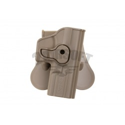 Holster High-Tech WE G17 KJW 17 Tan Cytac