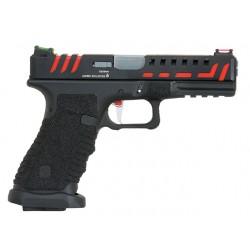 Replica Pistol Scorpion CO2 APS