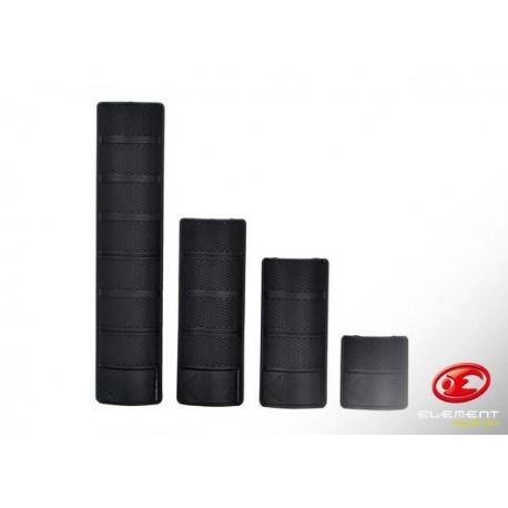 Protectii RIS Low Profile Negre Element