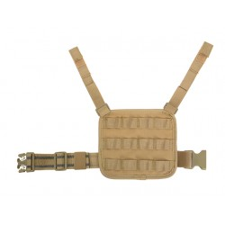 Molle Panel Coyote 8Fields
