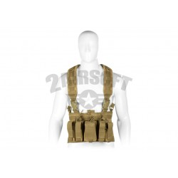 Vesta Tactica Recon Chest Rig Coyote Condor