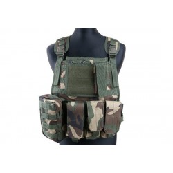 Vesta Tactica MBSS Plate Carrier Woodland GFC Tactical