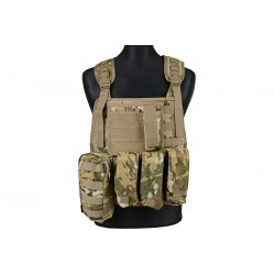 Vesta Tactica MBSS Plate Carrier Multicam GFC Tactical