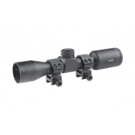 Luneta 4X32 AO Theta Optics