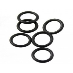 Set O-rings 6 Rubber Air Nozzle