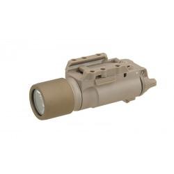 Lanterna LED X300 - Emerson ??