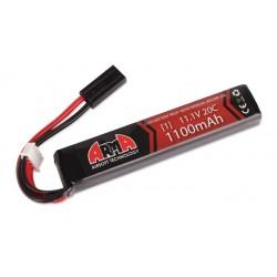 Baterie Lipo 11.1 V 1100 MAh [1] 20C Arma Tech
