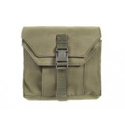 Pouch Multifunctional Molle Olive 8Fields