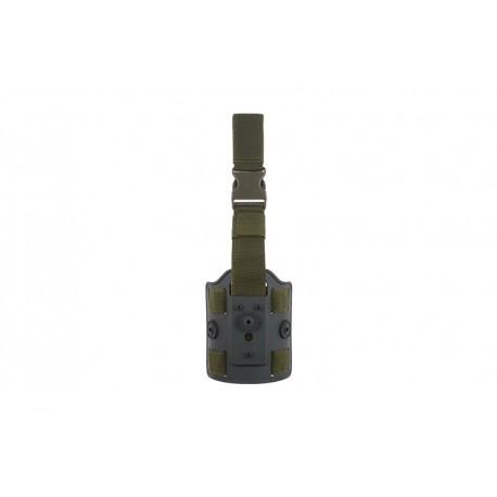 Platforma Picior Compacta Olive Drab Primal Gear