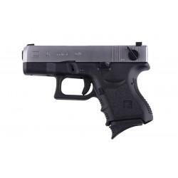Replica Glock G26 Gen.3 Negru/Silver GBB WE