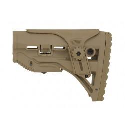Pat Reglabil M4/M16 Tan Castellan