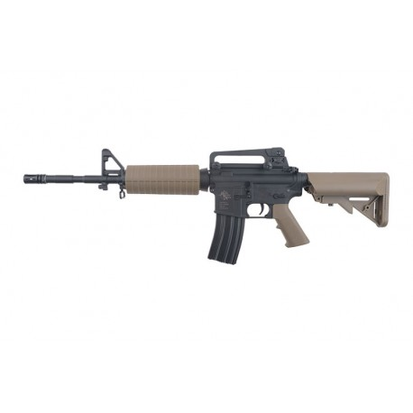 Replica M4 RRA SA-C01 CORE™ Negru-Tan Specna Arms