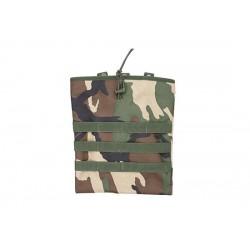 Dump Pouch Woodland GFC Tactical