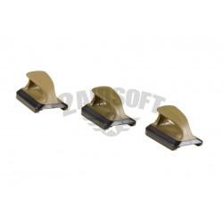 Set 3 Manere Incarcator Glock KWA KSC Tan Element