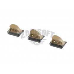 Set 3 Manere Incarcator Glock Marui/ WE/ KJW Tan Element