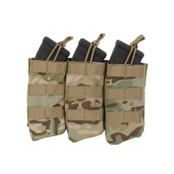 Set 3 Buzunare Open 7.62x39 AK Multicam 8Fields