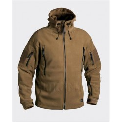 Geaca Fleece Patriot Coyote Helikon Tex