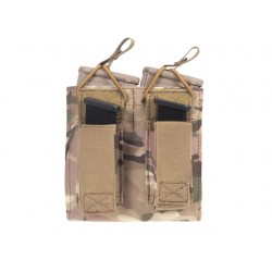 Buzunar Magazie Open Top 5.56/9mm Multicam 8Fields