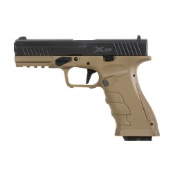 Replica Pistol XTP CO2 Tan/Negru APS