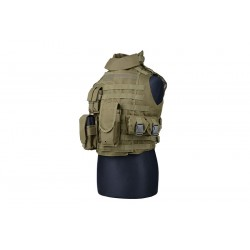 Vesta Tactica Interceptor Olive GFC Tactical
