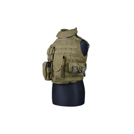 Vesta Tactica Interceptor Olive GFC Tactical