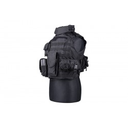 Vesta Tactica Interceptor Neagra GFC Tactical