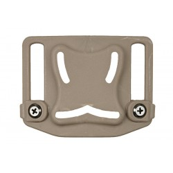 Adaptor Curea Tan Holster Polimer FMA