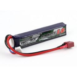 Baterie LiPo 1000mAh 11.1V 20-40C Deans Nano Tech