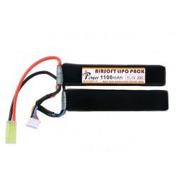 Baterie Lipo Split 1100 Mah 11.10 V 20C
