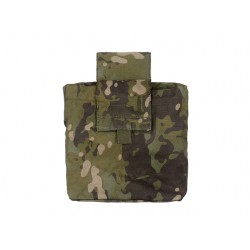 Dump Pouch Pliabil Multicam Tropic 8Fields