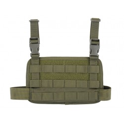Molle Panel Olive 8Fields